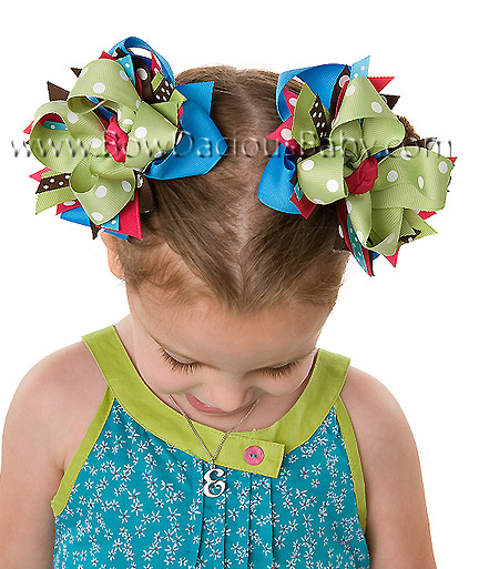 Emily DIVA Boutique Hair Bows or Headband