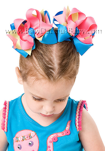 Sweet Summer DIVA Boutique Hair Bows or Headband