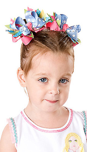 Candy Sprinkles DIVA Boutique Hair Bows or Headband