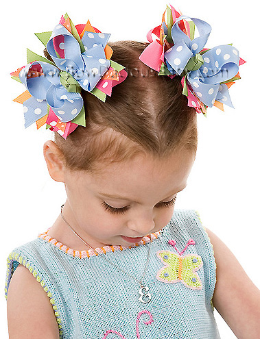 Pixie Dust DIVA Boutique Hair Bows or Headband