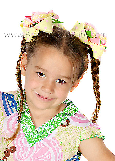 Pretty in Pastels DIVA Boutique Hair Bows or Headband