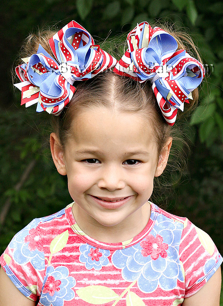 M2M Baby Lulu DIVA Boutique Hair Bows or Headband