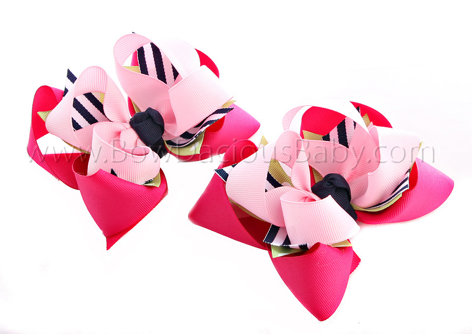 Candy Shoppe DIVA Hair Bows or Headband, Regular or MIni