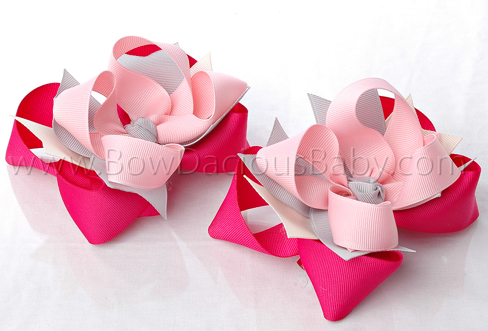 Classroom Kitty DIVA Hair Bows or Headband, Regular or Mini
