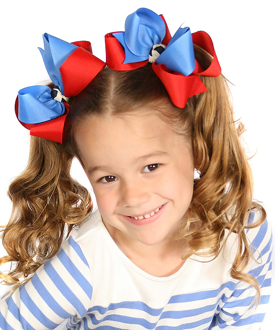 Holland Days Loopie Chic or Sweet Pea Hair Bows or Headband