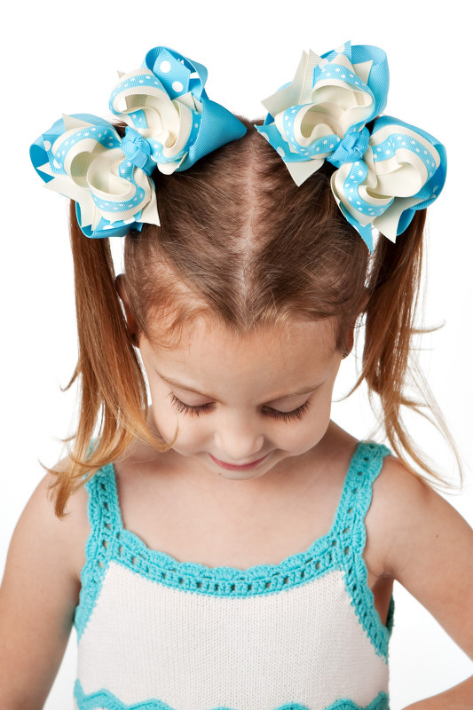 Gap Coastal DIVA Hair Bows or Headband, Regular or Mini
