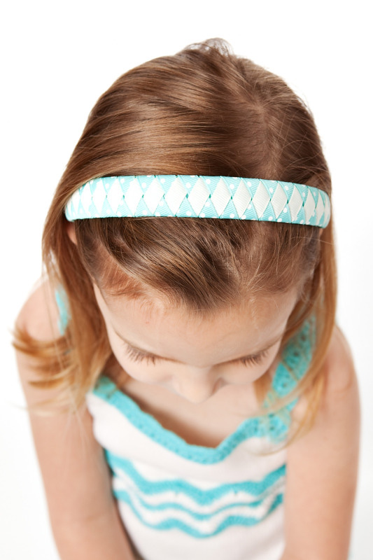 Gap Coastal Woven Headband (add a bow options)