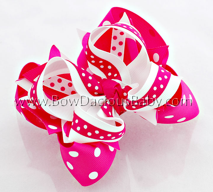Palm Springs DIVA 3 Hair Bows or Headband