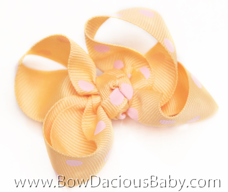 Popstar Academy Emma Hair Bowsor Headband, Regular or Mini
