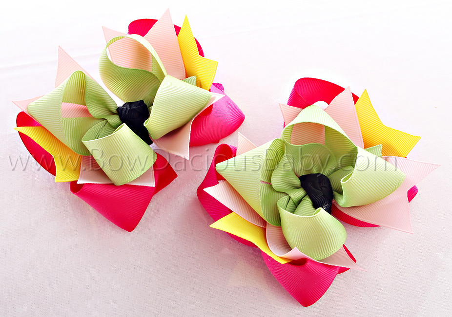 Pretty Lady DIVA Hair Bows or Headband