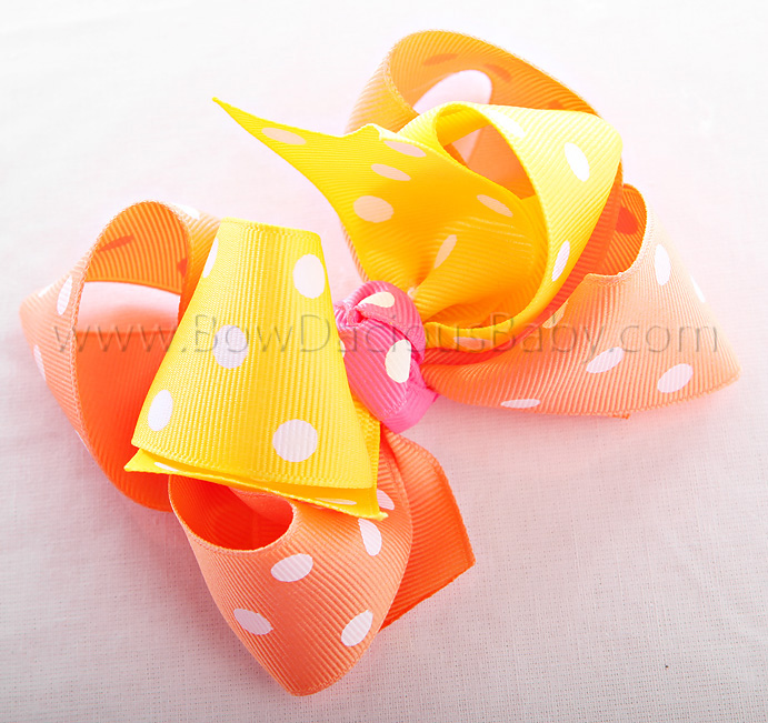Social Butterfly Loopie Chic Hair Bows or Headband Regular or Mini