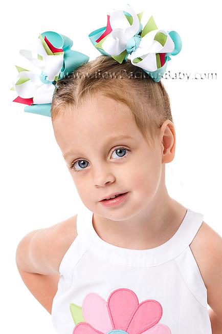 Palm Springs DIVA Hair Bows or Headband