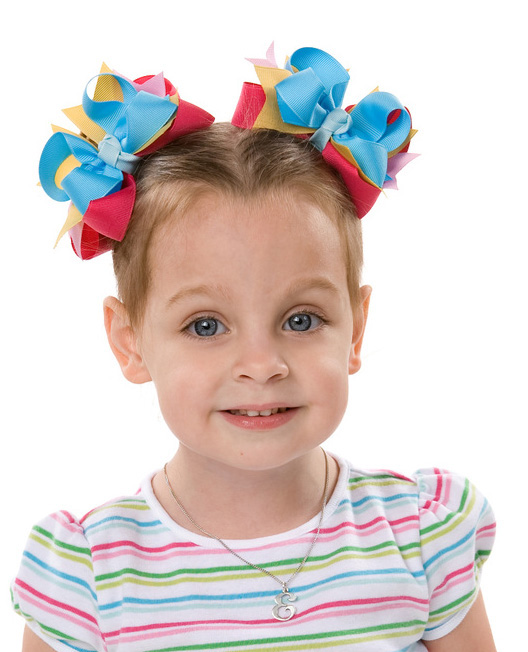 Tennis Match DIVA Hair Bows or Headband
