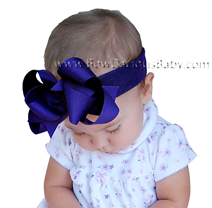 *Loopie Chic Headband Knotted Center, Color Choices